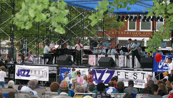 The 21st annual Main Street JazzFest is set for May 5-6 in downtown Murfreesboro.
