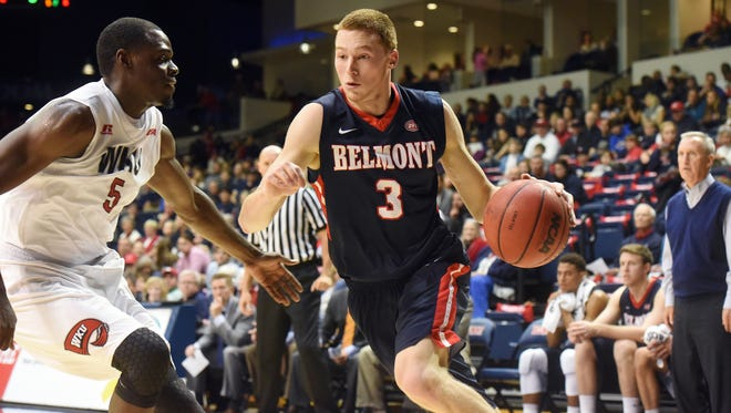 Dylan Windler scored a career-high 23 points in Belmont's 85-75 win over Southeast Missouri on Saturday, which stretched the Bruins' win streak to five games.