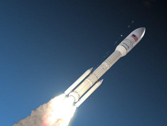 New Orbital ATK rocket being built in Chandler
