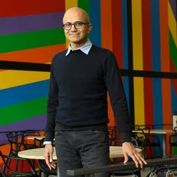 Microsoft's Satya Nadella is counting on culture shock to drive growth