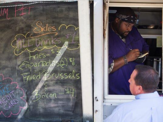 Plum Pit Food Truck Restaurant
