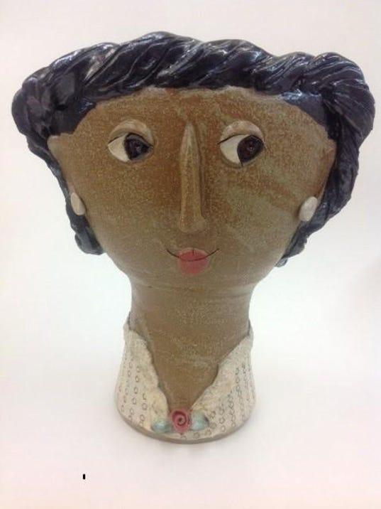 dcn 0706 clay bay j aurelius lady vase