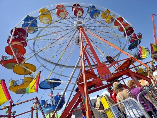 Central MT Fair