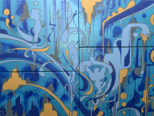 Figments & Pigments at First City Art Center