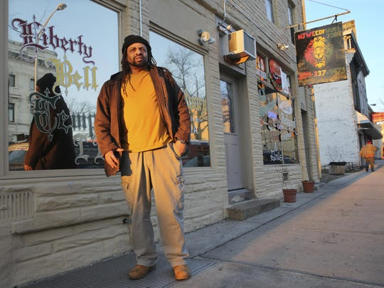 Ed Forchion, a pro-marijuana activist known as NJ Weedman,