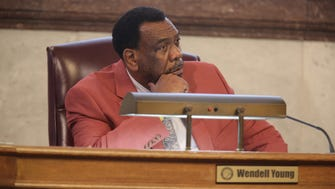 Cincinnati City Councilman Wendell Young