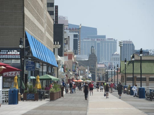 Atlantic City is trying to transition from a gambling destination to a full-service, family resort.
