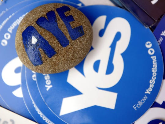 """Support for Scottish independence (the """"Yes"""" campaign) is increasing three weeks ahead of a referendum, a poll published on August 29 showed, amid attempts by British Prime Minister David Cameron to make the business case for retaining the union (the """"Better Together"""" campaign)."""