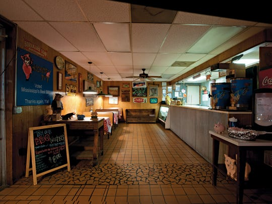 The Hickory Pit in Jackson has been run by Ginger Watkins since 1979.