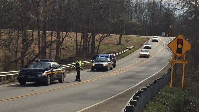 One person is in custody following a two-county chase Wednesday.
