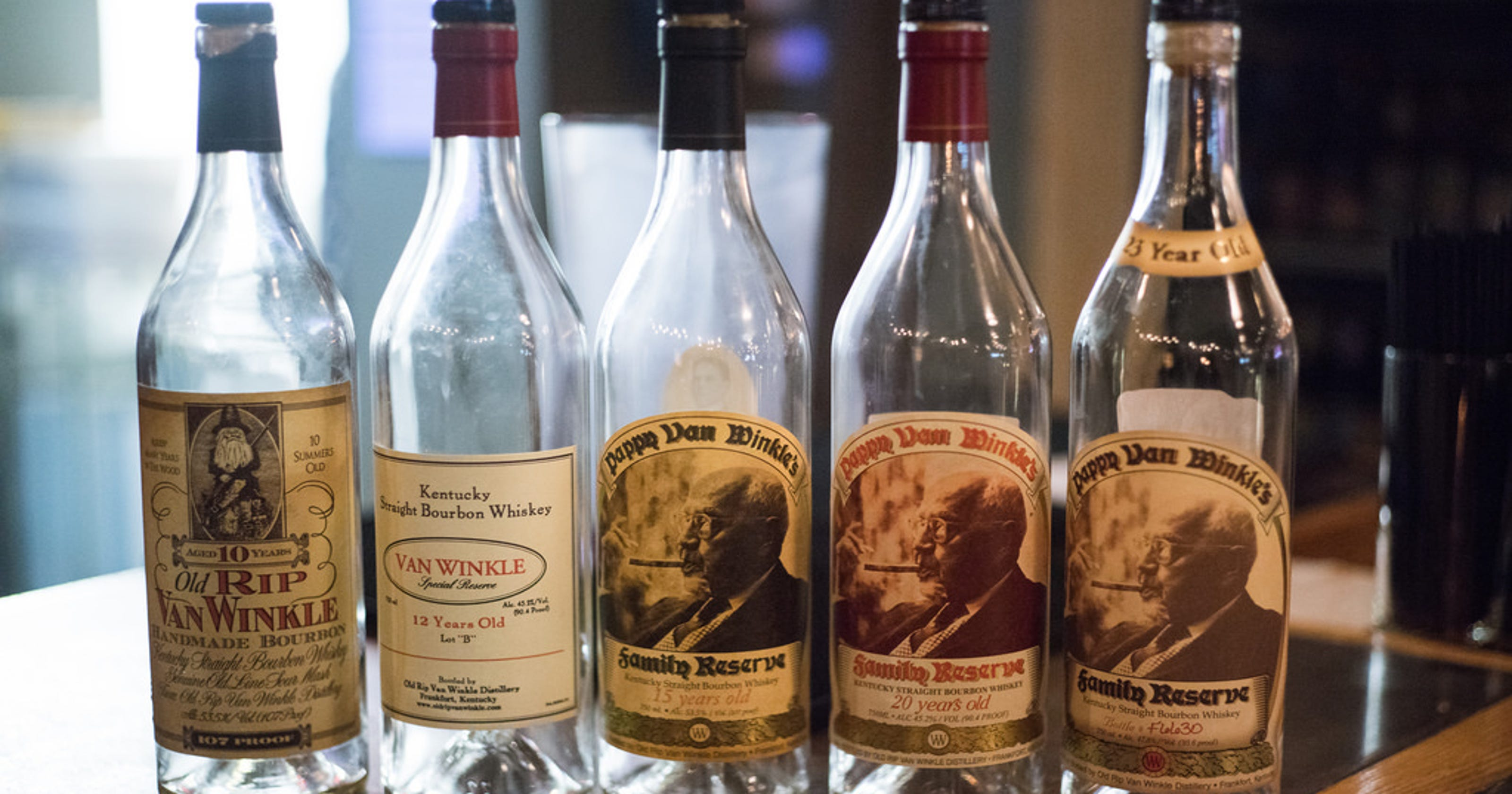 LCE: Craigslist bourbon sale ends in charges for Yorker