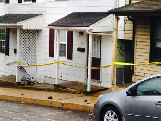 Samantha Young, 21, was killed in the Wrightsville home of her ex-boyfriend Sunday, in the 100 block of Chestnut St., according to police. Her body was found in an attached shed.