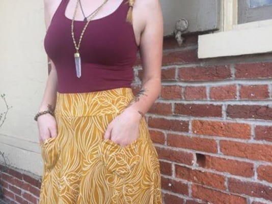Sweet Melissa's Dream will feature this picnic skirt during Boutique Week.