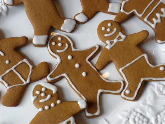 A classic Christmas cookie is a Gingerbread Man.