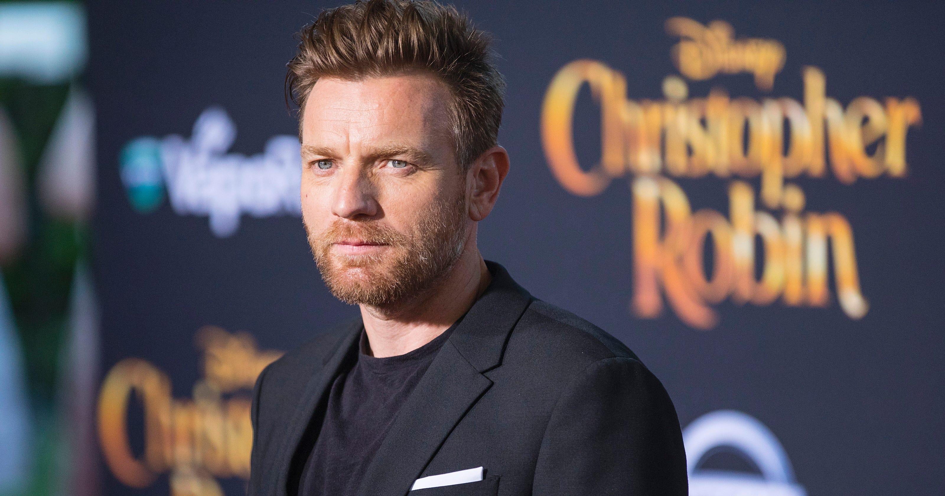 Ewan Mcgregor Talks Christopher Robin Stephen King And Obi Wan