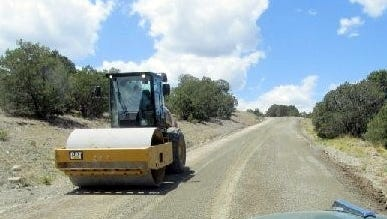 PILT dollars often are used for road work by counties.