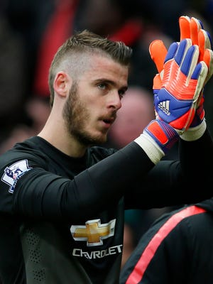 David de Gea joined Manchester United for the 2011-12 season.
