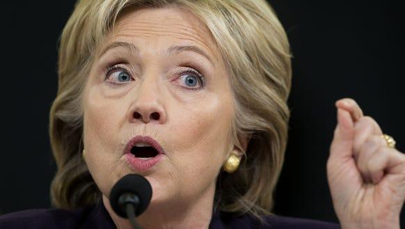 Republicans were being political, but Clinton's role