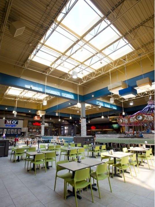 Arizona Mills New Food Hall
