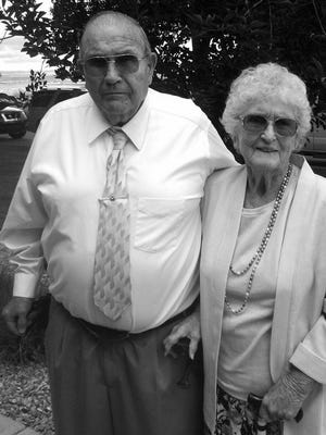 Duane and Sue Maloy will celebrate 70 years of marriage on Feb. 14.