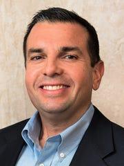 Victor Barroteran, new Hospice El Paso board member.
