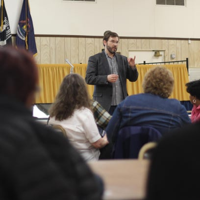Local faith leaders learn to become sanctuaries