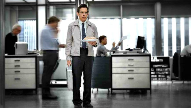 Secret Life Of Walter Mitty Is As Dull As His Real Life