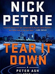 """Tear It Down"" by Nick Petrie"