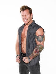 Chris Jericho will perform at the Chameleon Club on