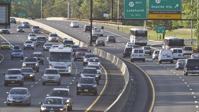 A proposal still being studied would make Parkway Exit 83 a complete interchange.