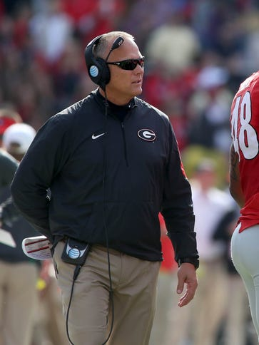 Former Georgia coach Mark Richt is considering options
