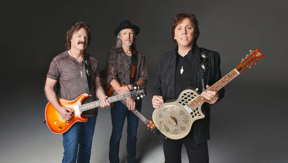 The Doobie Brothers are set to return to the Central