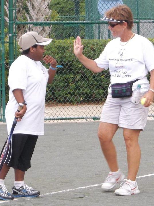 Tennis volunteers.JPG