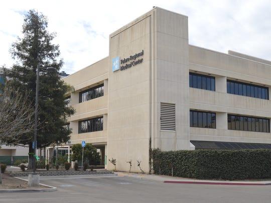 Tulare Regional Medical Center, 869 N. Cherry St.,