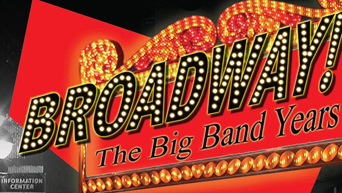 Broadway: The Big Band Years is a thrilling musical adventure
