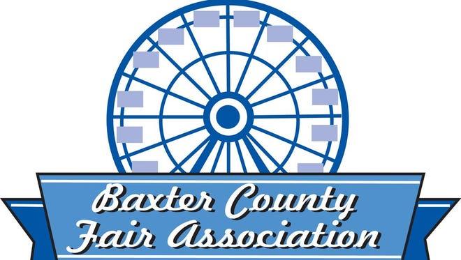 Baxter County Fair logo
