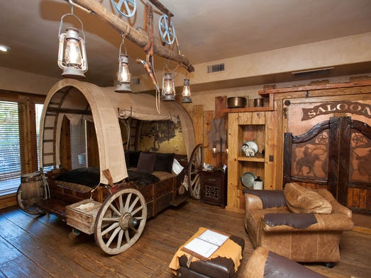 Wild Wild West Resorts That Appeal To Your Inner Cowboy
