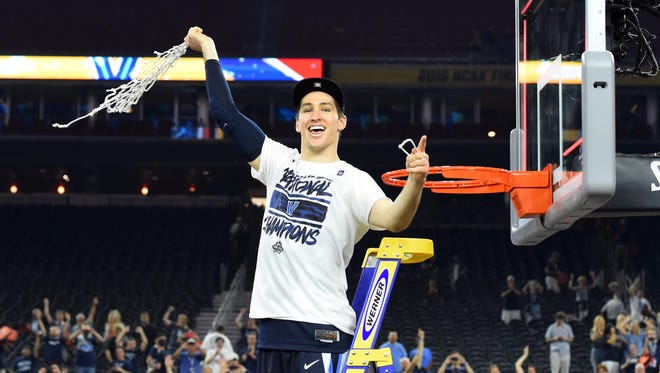 Former Villanova guard Ryan Arcidiacono, a key member of last year's title team, likes what he sees in this year's team.