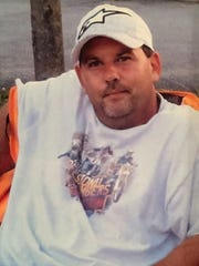 """A photo of Scott Hoke, which was shown to a reporter by one of his brothers, Kevin Hoke, in January. Kevin Hoke said firearms were never taken from Scott Hoke, and Kevin doubts Scott would have been able to get a gun from someone else if his guns had been seized. Police say Scott Hoke shot and killed his estranged wife, Susan Hoke, on Sept. 12, then himself. Kevin said he still can't make sense of what happened. """"Something snapped,"""" Kevin said. """"I mean that night was any normal night – well, what you'd call normal for the situation."""""""