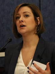 Sarah DeGue, a psychologist at the Centers for Disease