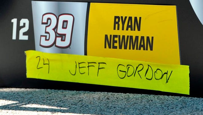 Jeff Gordon was added to the Chase for the Sprint Cup field Friday, two days before the kickoff race.