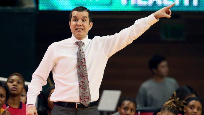Ole Miss women's basketball coach Matt Insell hopes his team can reach the NCAA Tournament in just his third year.