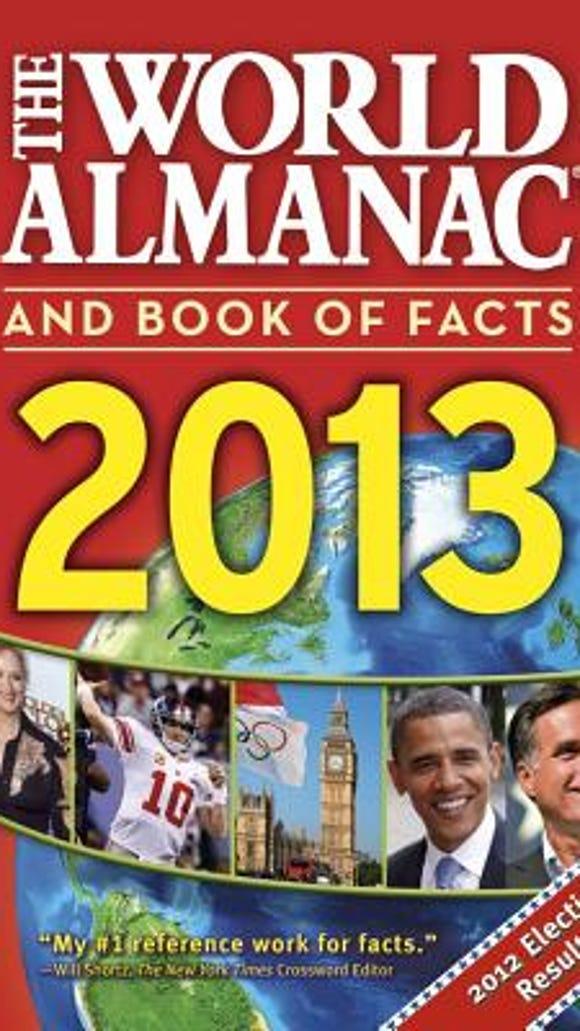 world-almanac-book-facts-2013