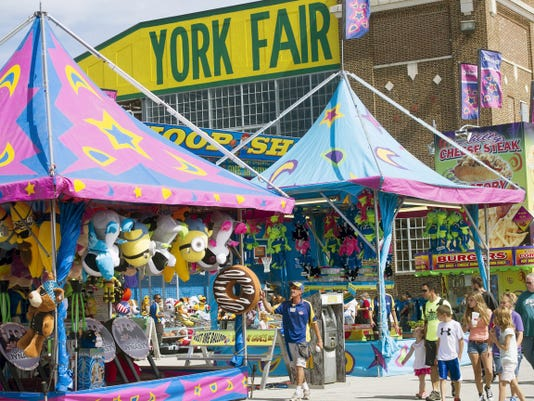 The York Fair will celebrate its 250th year this fall. The popular attraction has become a tradition for York countians and carnival lovers statewide. The year's fair will run Sept. 11-20.