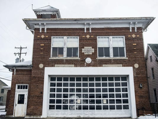Hanover's Eagle fire station was built in 1914. Hanover Fire Museum officials are exploring the possibility of moving the museum across town to the old station on Eagle Avenue.