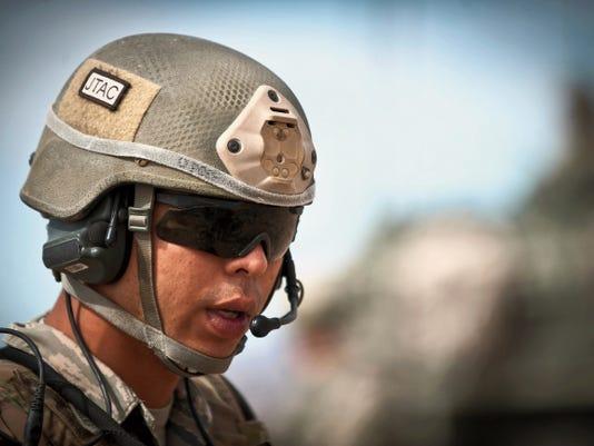 U.S. Air Force Photo -- Senior Airman Joshua Kleinholz