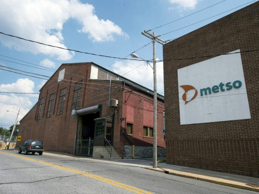 Metso Corp. said it will close its manufacturing plant on Arch Street in York by the end of March and lay off 80 employees there. The impending move means organizers of the annual Factory Whistle Concert held at the factory may need to find a new location for the Christmas Eve event.