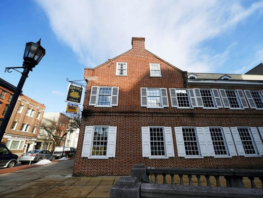Downtown Inc is looking to move into a larger space and is pursuing options, one of which is the former Golden Swan Tavern in York.