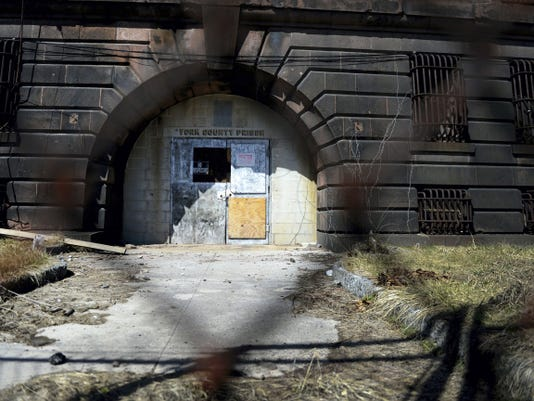 The York Redevelopment Authority took the old York County Prison through eminent domain, and a board recently ruled the former owners should get roughly $65,000.