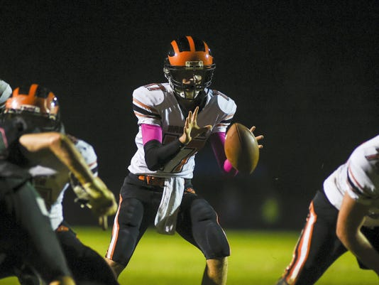 Hanover hasn't won three games in a season since 2010. Led by quarterback Kyle Krout, center, and a high-powered offense, the Nighthawks have a chance to change that when they host Eastern York on Friday.